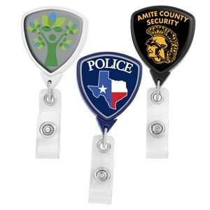 Shield Badge Reel (Polydome)