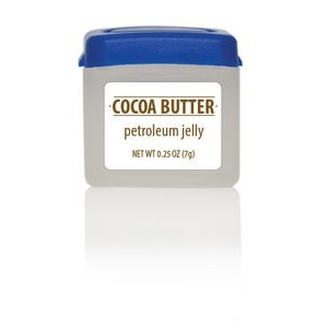 Cocoa Butter Mini Petroleum Pots W/ Custom Label